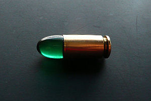 Cold Capsule Bullet